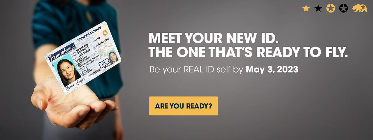 Real ID website graphic